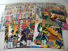 Lot of 51 Comic Books Marvel X Factor X-men