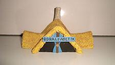DECOR ASTERIX & OBELIX 2004 GOSCINNY UDERZO EN RESINE ATLAS RORALFABETIX