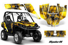 CAN-AM COMMANDER 800R 800XT 1000 1000XT 1000X GRAPHICS KIT DECALS STICKERS SXY