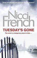 Tuesday's Gone: A Frieda Klein Novel (Frieda Klein 2),Nicci French