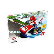 Winning Moves Puzzle Mario Kart Funracer 1000pc 470