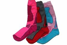 3 pairs Childens Performax ski socks.2.0 tog