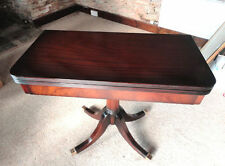 Antique Style Card & Game Tables