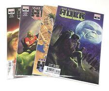 4 x LOT Immortal Hulk #14 16 15 A & B Variant 2019 First 1st Print Marvel Comics