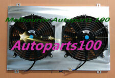 Fan Shroud fits Ford BA BF Falcon XR6 XR8 Fairmont Turbo 10/02- 4/08 radiator