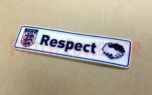 FA Cup Final Respect Soccer Patch / Badge 2016-2017