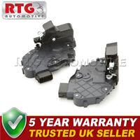 2x Door Lock Actuators Rear Fits Land Rover Discovery Freelander Range Evoque