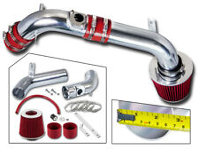 BCP RED 2003 2004 2005 2006 2007 2008 Mazda6 2.3L L4 Cold Air Intake + Filter