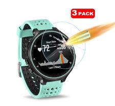 For Garmin Forerunner 230 / 220 Smart Watch 3 x Tempered Glass Screen Protector