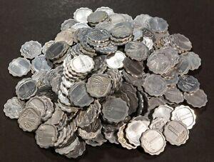 Lot of Israel 1 Agora 150 Circulated 1960-1980 Coins