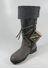 Superfit UK11 EU29 US11.5 Chicas Gore-Tex Bota De Cuero Piedra Forro Polar Rrp £ 68