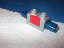 Lego Duplo Ville Polizei Sirene Blinklicht elektrisch BLAUES LICHT TON B-Ware