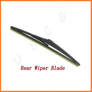 Rear Wiper Blade For Chevrolet Spark SUV Wagon 2012-2015 OEM Quality