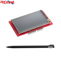3.2 inch TFT LCD Display Resistive Touch Screen Shield Module 400x240 ILI9327