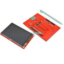 28 240x320 Spi Tft Lcd Serial Port 5v33v Pcb Adapter Module Micro Sd Ili9341