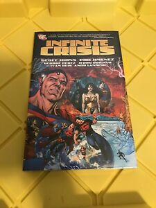 Infinite Crisis by Geoff Johns (Trade Cloth, Revised edition)