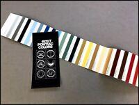 1978 Pontiac Original Color Paint Guide Car Sales Brochure - Firebird Grand Prix