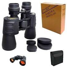 Goma Jumbo gran día y noche visión Mega Zoom Sakura binoculares 20-180x100