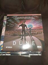Laserdisc DUNE (1984) NM