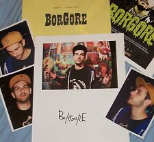 BORGORE /Autographed Photo &Photos -REAL HOT