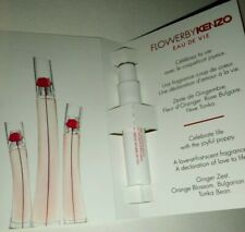 Flower by Kenzo EAU DE vie EdP Probe 1 ml
