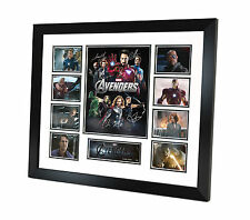 The Avengers - Signed Photo - Movie Memorabilia - Framed - Limited Edition - COA