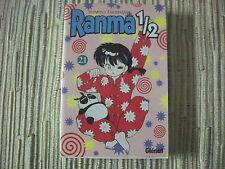 COMIC MANGA RANMA 1/2 RUMIKO TAKAHASHI VOLUMÉN 21 EDICIONES GLENAT USADO