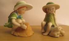Holly Hobbie Figurines/Porcelain/Miniatures Collection