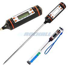 Termómetro Sonda Digital Tenma 72-2675 Sensor De Temperatura Agua Calefacción De Alimentos