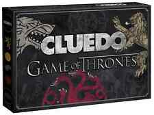 Cluedo Game of Thrones Harry Potter Big Bang Theory Edition Winning Moves Neu