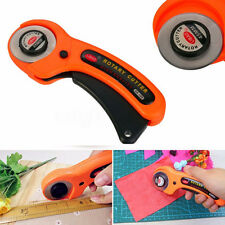45mm Rotary Cutter Tool Quilter Sewing Fabric Craft Quilting Cutting Sewing 2017