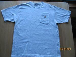Carhartt Original Fit Pocket SS T-shirt Men's Size Medium 99% cotton,1% poly