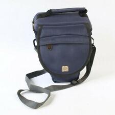 Bilora Shell Bag IV Fotocamera Custodia Protettiva in blu per Canon IXUS 70
