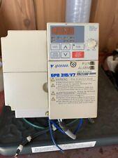 Yaskawa Gpd Drive 315v7 Model Cimr V7am43p7