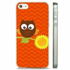 OWL 1007 BLACK PHONE CASE COVER fits iPHONE