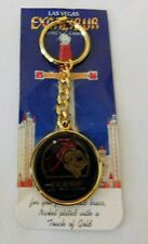 Las Vegas Excalibur Hotel And Casino Key Chain (Free Shipping)