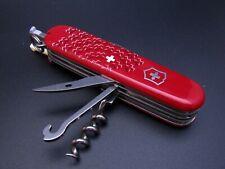 Schweizer Taschenmesser, VICTORINOX HUNTSMAN SWISS, coltellino, swiss army knife