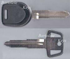 Replacement  Key Blank Fits 2007 2008 2009 2010 2011 2012 2013 Mitsubishi Lancer