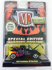 M2 MACHINE MILEZONE 1949 STUDEBAKER TOW TRUCK LIMITED TO 492 PIECES! 99%!