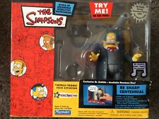 The Simpsons Be Sharp Centennial Playset By Playmates Never Opened