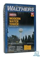 Walthers 933-3528 Modern Water Tower Kit HO Scale Train