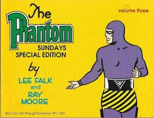 THE PHANTOM Sundays Special Edition, Volume #3 (5/21/61~11/18/62) -TPB, VF