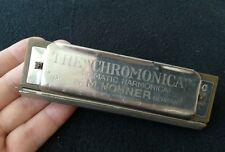 M. Hohner harmonica the chromonica Chromatic harmonica