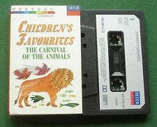 Children's Favourites The Carnival Of The Animals Cassette Tape - TESTED