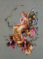 Cross Stitch Chart / Pattern ~ Mirabilia The Woodland Farie / Fairy #MD67