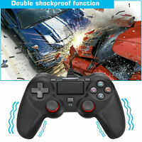 For PlayStation 4 Game Controller Wired Remote Control Gamepad Joypad PC