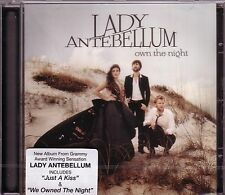 CD (NEU!) . LADY ANTEBELLUM: Own the Night (Just a Kiss We owned the Night mkmbh