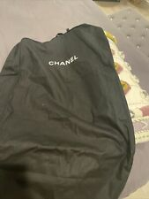 """Chanel AUTHENTIC Garment Bag for Travel thick 48"""" Length"""