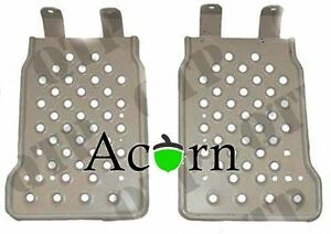 Fordson Major & Power Major Tractor Footplate Step Set, LH/RH (Pair)41302