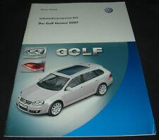 VW Golf V Variant Typ 1K Fahrwerk Elektrik Klima Getriebe Radio Navi SSP 400 `07